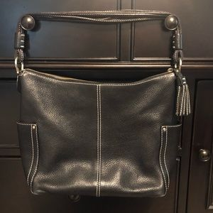 Kate Spade Leather Black Purse